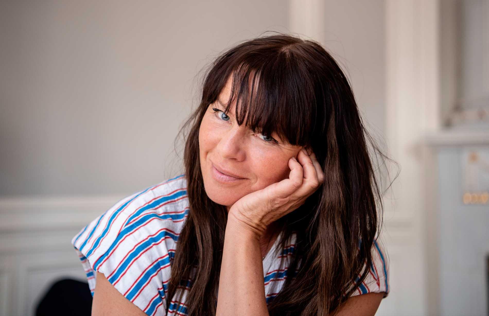 Jenny Mardell på Stockholmsgruppen.