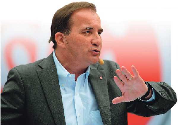 Back to basics Stefan Löfvens och S-ledningens budget är späckad av traditionell socialdemokratisk politik.