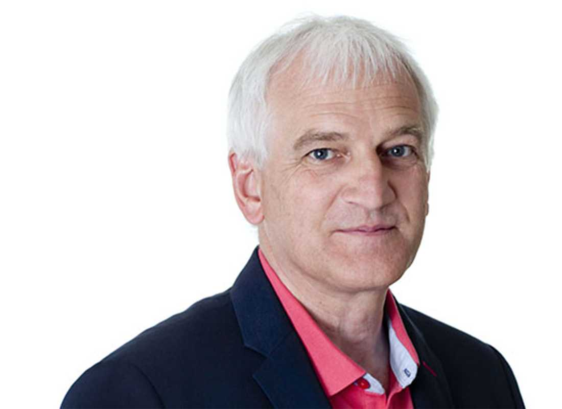Jan-Eric Josefsson, tillförordnad generaldirektör på Statens institutionsstyrelse.