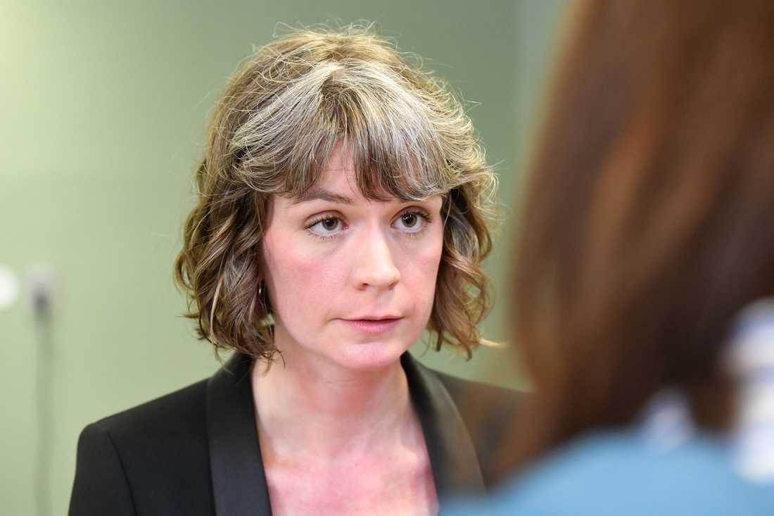 Åklagare Alexandra Bittner