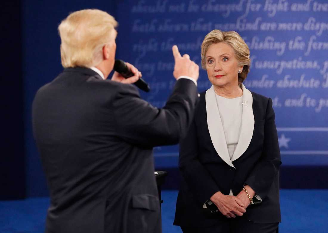Debatten kallas i amerikansk media för en av de fulaste någonsin.