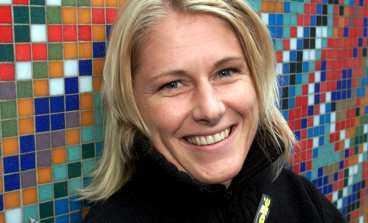Erica Johansson.