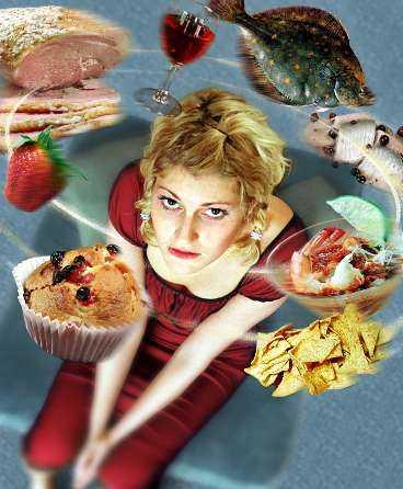många kvinnor har ett kluvet förhållande till mat. Men det går att lära sig se skillnad på vad som är hunger och vad som är tröst.