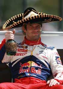 Sébastien Loeb vann i Mexiko för fjärde gången. Det blir inte lika lätt att ta hem segern i Jordanien.