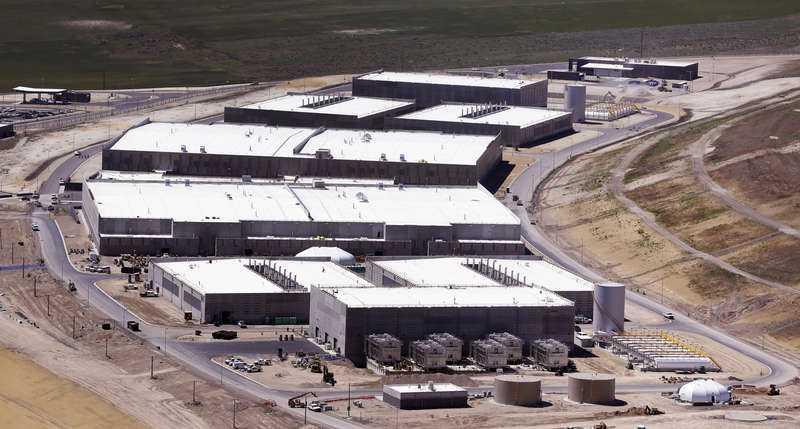 HEMLIGT PROJEKT I NSA:s gigantiska bunker i Bluffdale, Utah, samlar man information om miljontals amerikaners telefonsamtal.