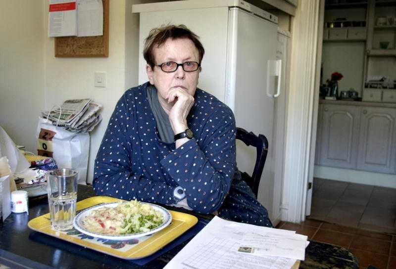 Kerstin Thorvall gick bort 2010.