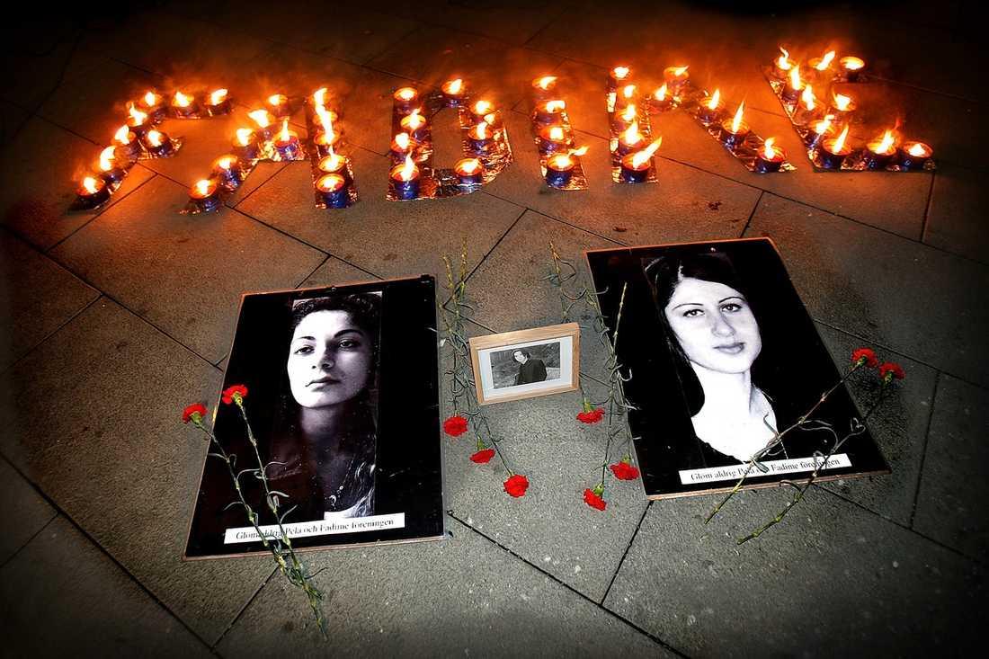 Det är tio år idag sedan Fadime mördades.