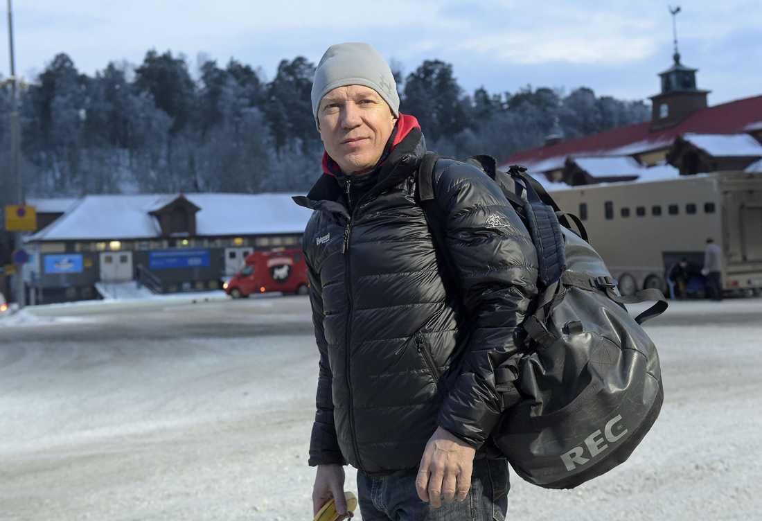 Efter ryggproblemen - Kihlström gör comeback på V75?