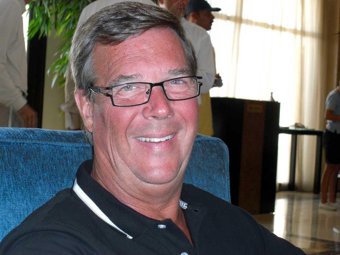Lars Göran Ritmer, Moderaternas gruppledare i Hörby.