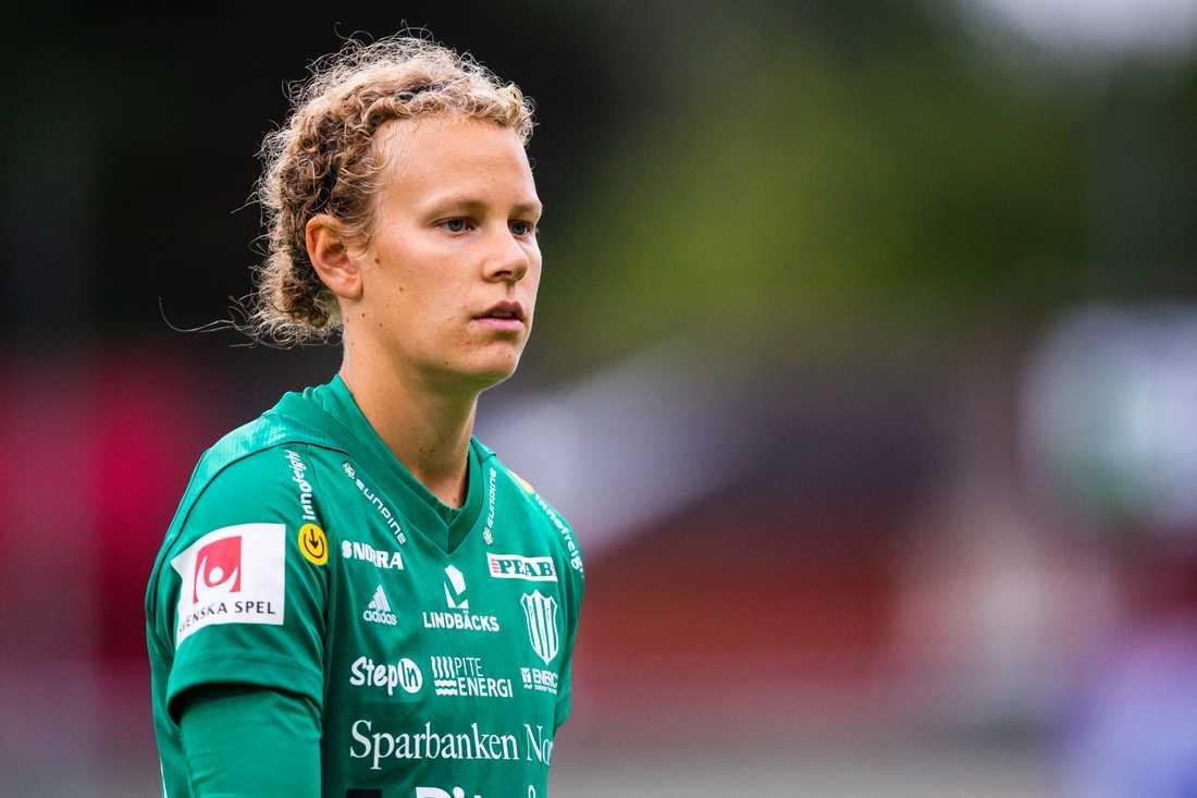 Cajsa Andersson.