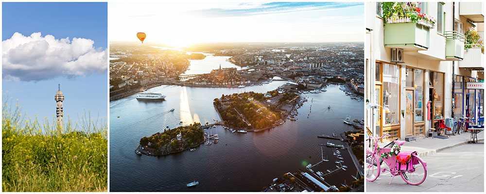 Här är 8 härliga sommarpärlor i Stockholm!