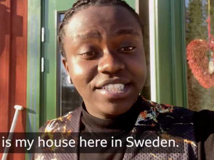 Tusse visar Sverige för britterna på BBC
