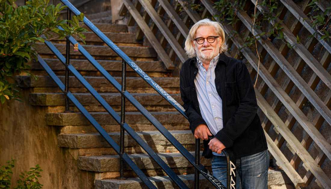 Film- och tv-recensenten Johan Croneman tilldelas Axel Liffner-stipendiet som delas ut av Aftonbladets kulturredaktion.