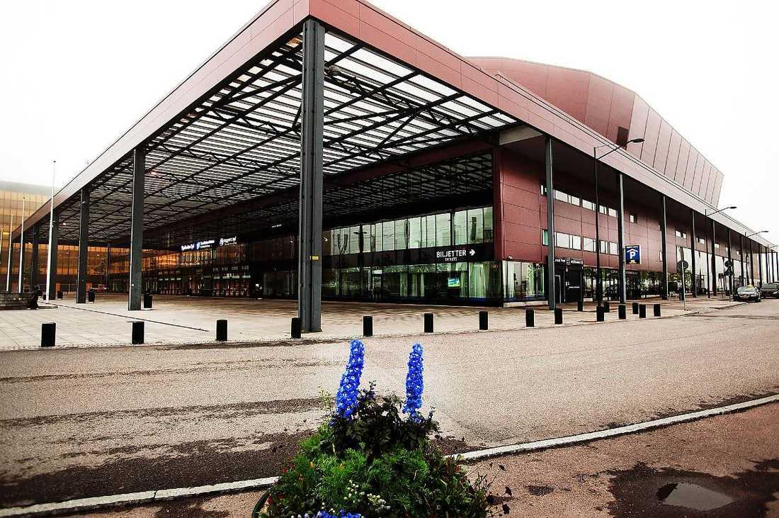ORO FÖR SÄKERHETEN Eurovision song contest hålls i Malmö Arena våren 2013. Nu höjs oroliga röster för säkerheten med tanke på kravallerna i Malmö under Davis Cup 2009.