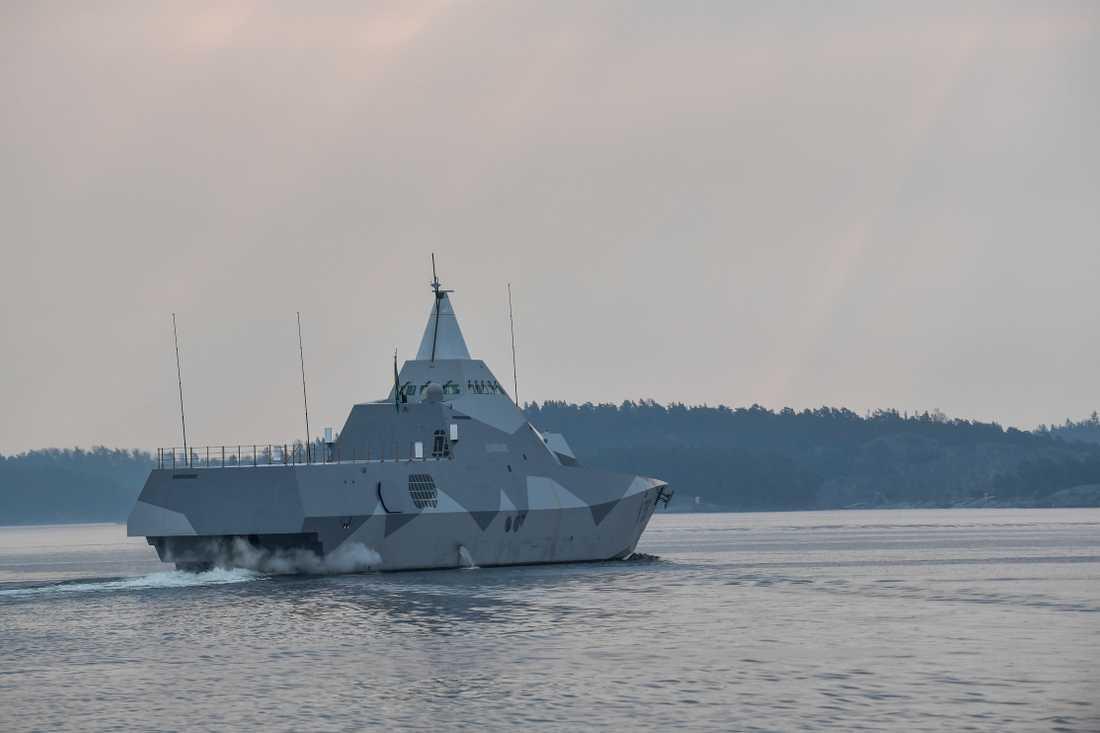 Visbykorvetterna ska utrustas med nytt robotluftvärn