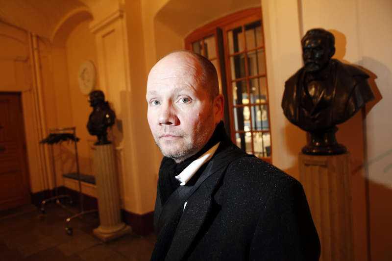 Peter Englund, Svenska akademiens ständige sekreterare.