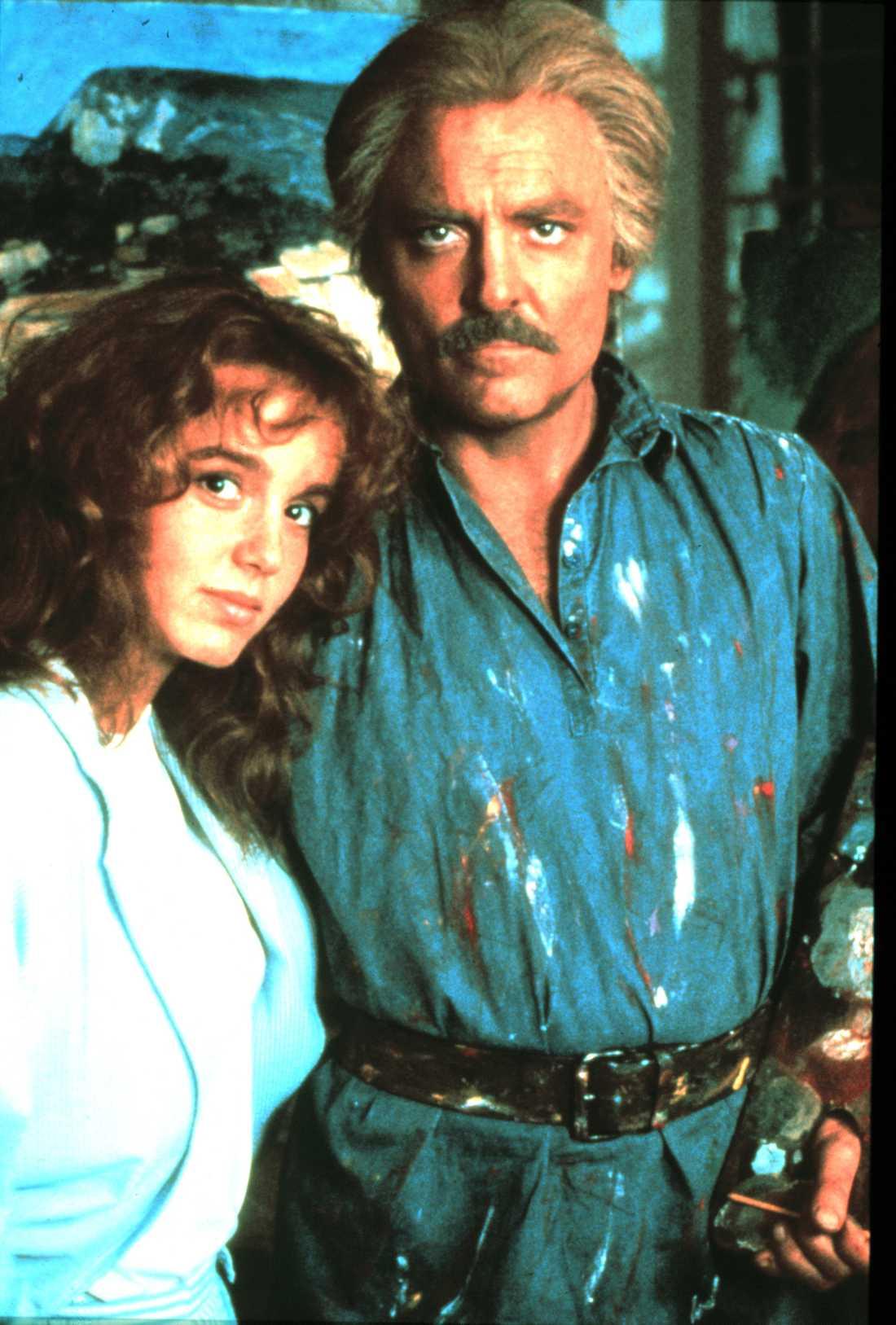 """I tv-serien """"Mistrals dotter"""" spelade bland andra Lee Remick och Stacy Keach."""