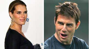 Bråket mellan Brooke Shields och Tom Cruise har trappats upp.