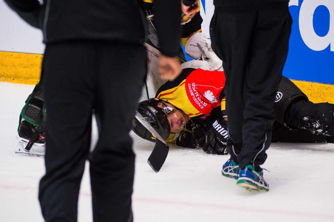 Daniel Paille tvingades lägga av efter smällen