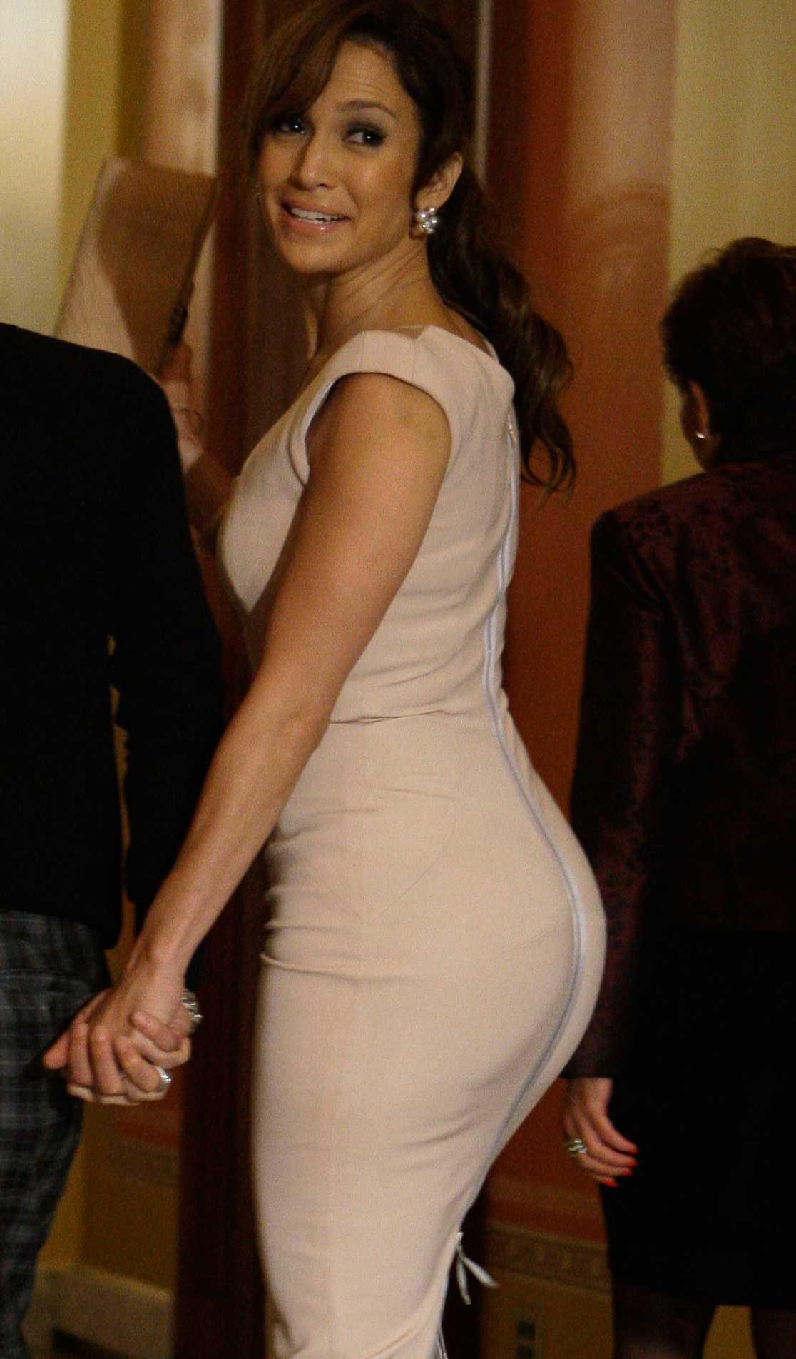 Jennifer Lopez kan skatta sig lycklig – med den baksidan är risken för hjärtsjukdomar och diabetes låg.