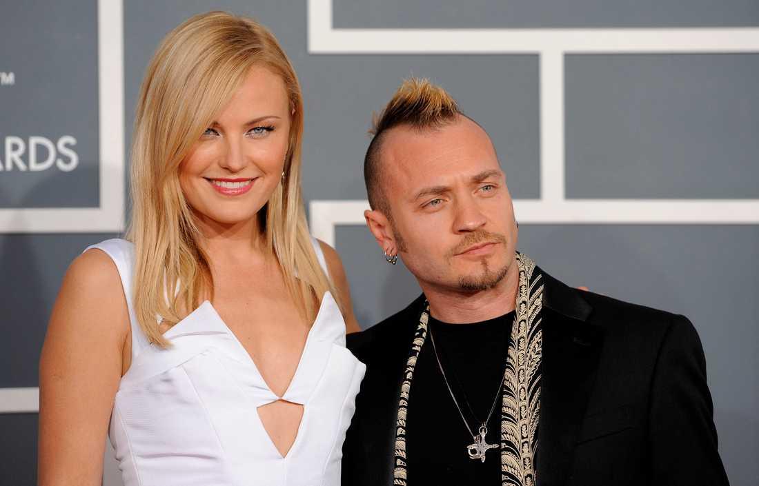 Malin Åkerman och maken Roberto Zincone ska bli föräldrar.