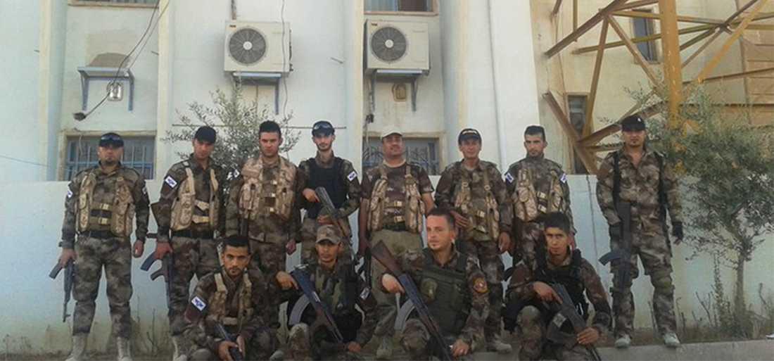 Ett tusental assyrier bildar en egen skyddsstyrka för att försvara sig mot terrogruppen IS.