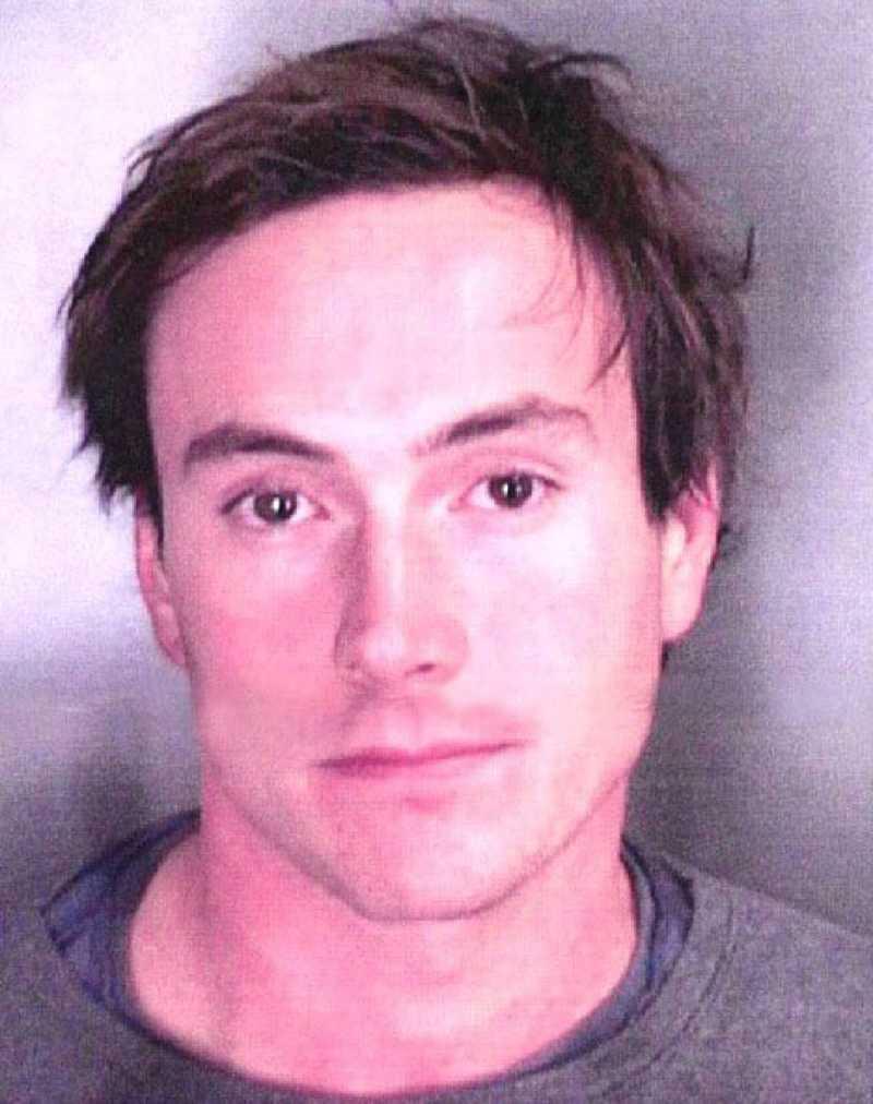 American Pie-stjärnan Chris Klein greps i februari 2005 för rattfylla i Kalifornien.
