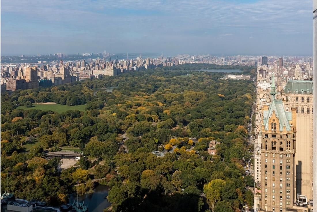 Utsikt över Central Park. Foto: Foto: dollylenz.com
