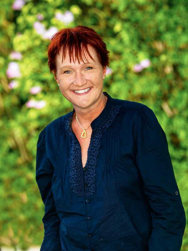 Mariette Lindqvist, 52.