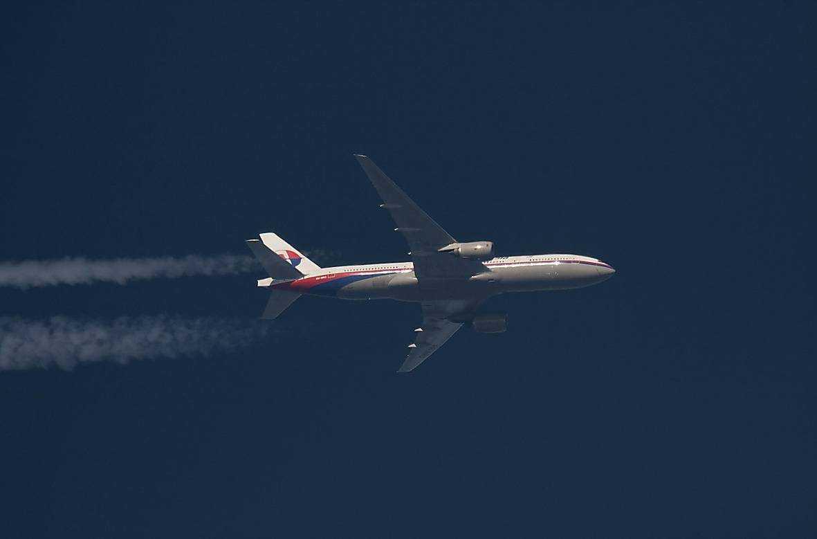 Malaysian Airlines-planet MH370 försvann mystiskt med 239 personer ombord.