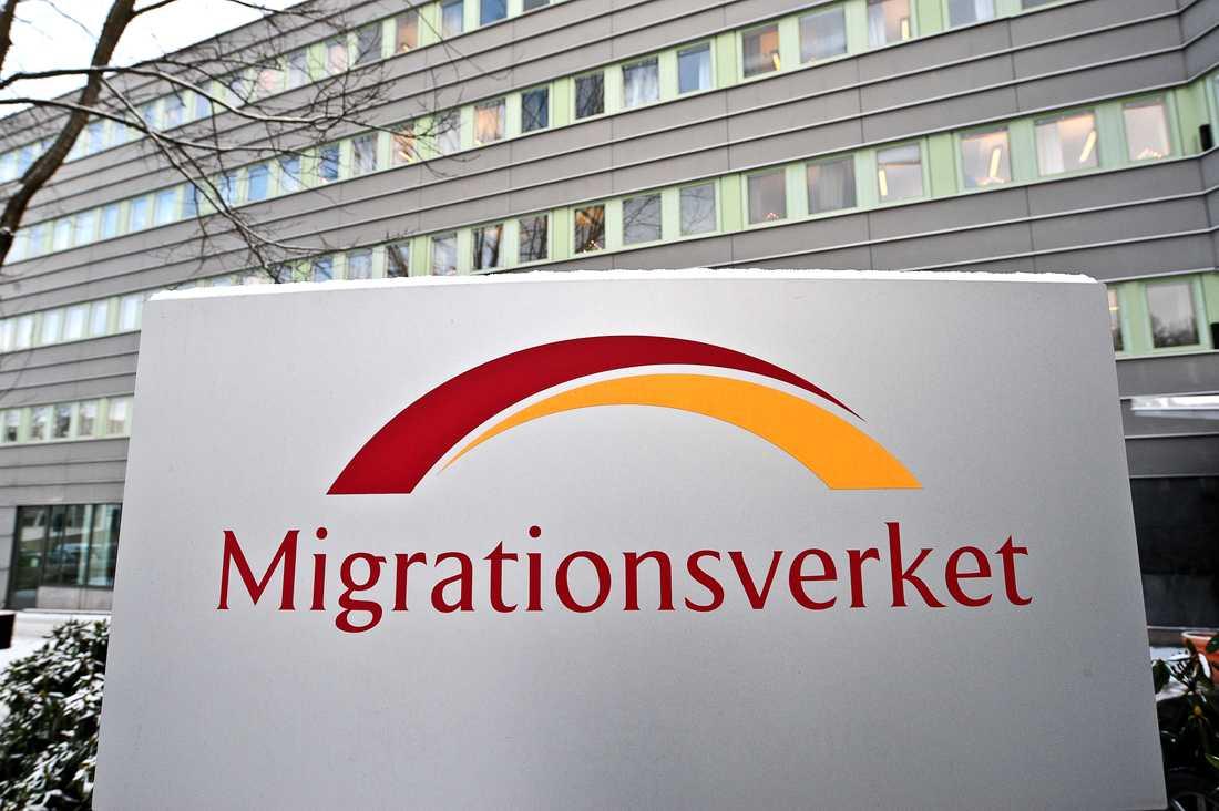 Migrationsverket meddelar runt 400 personer att de måste lämna sina boenden för att ordna bostad på egen hand. Arkivbild.