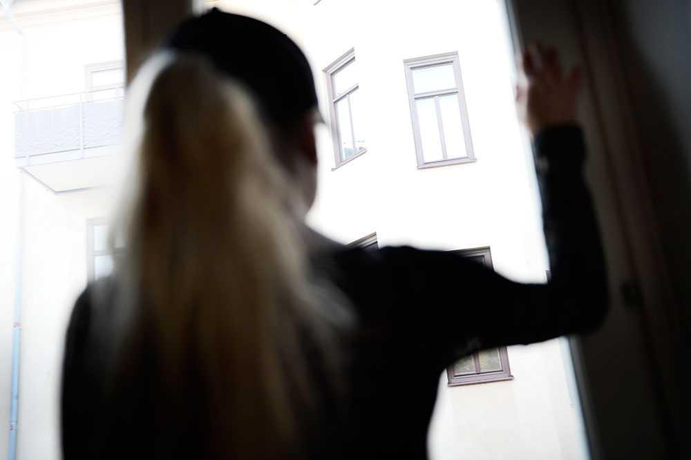 I dag arbetar mannens dotter med barn som utsatts för sexuella övergrepp.