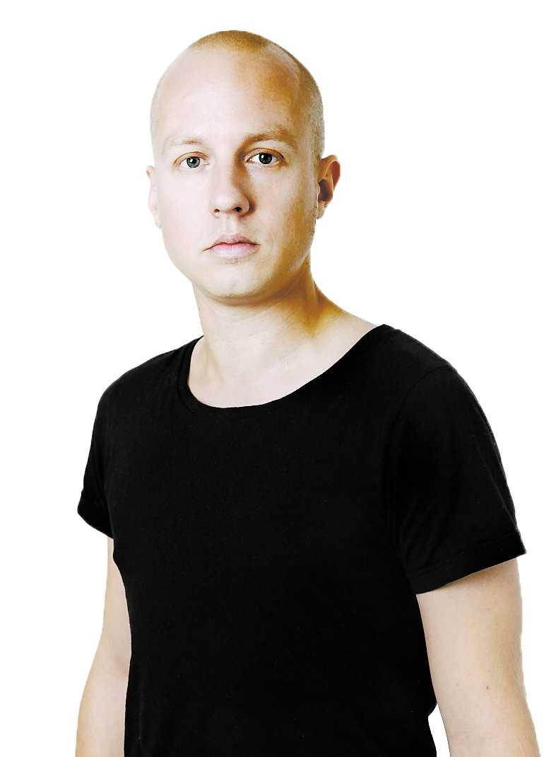 Aftonbladets reporter Martin Söderström.