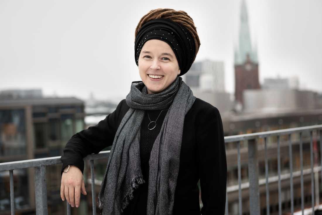 Amanda Lind (MP).