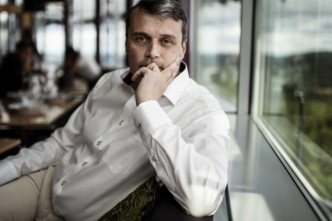 Daniel Kindberg.