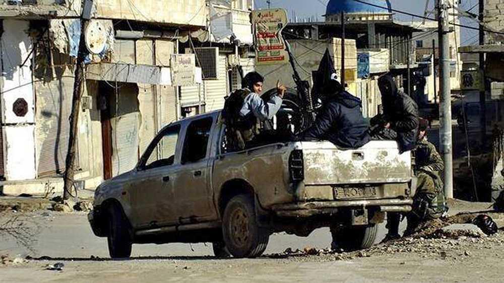 Islamiska staten, IS, sprider skräck i Irak och Syrien.