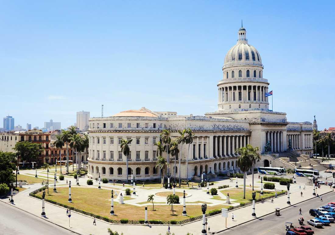 Capitolio Nacional kallas även för El Capitolio.
