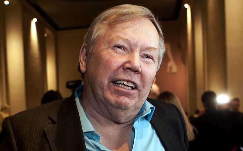 """Bert Karlsson hyllar The Dreamers släpper och låter """"Ingen dröm är för stor""""."""