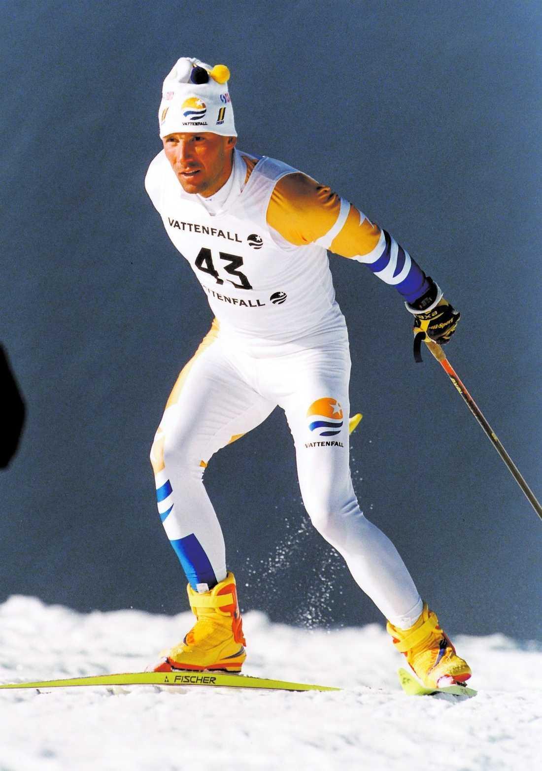 Det var då Torgny Mogren under en tävling för 12 år sedan. Nu tippar skidlegendaren morgondagens Vasalopp – och det är svårtippat.