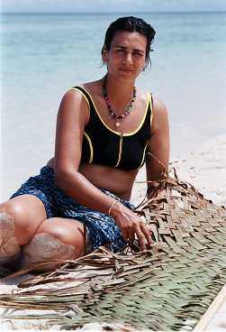 Alexandra Zazzi vann 1998.