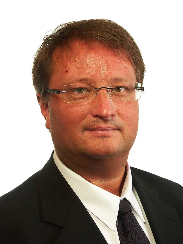Lars Beckman (M).