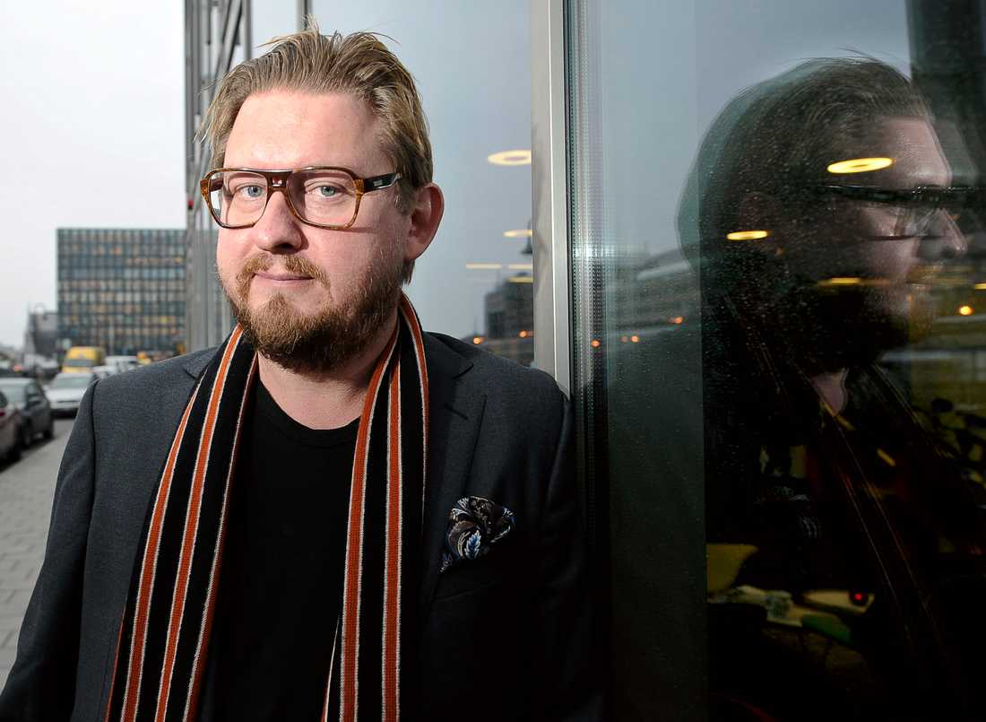 Fredrik Virtanen.