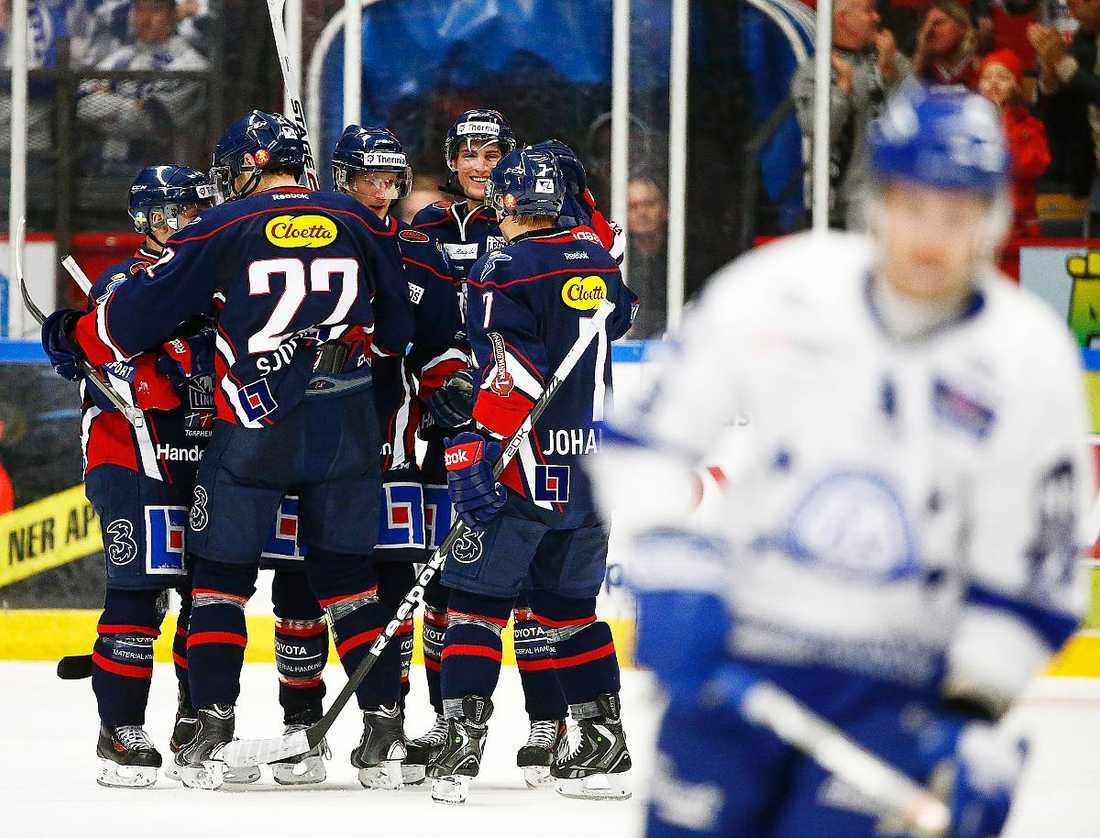 Leksands dåliga spel mot Linköping den 1 december får konsekvenser för en Leksandsupporter.