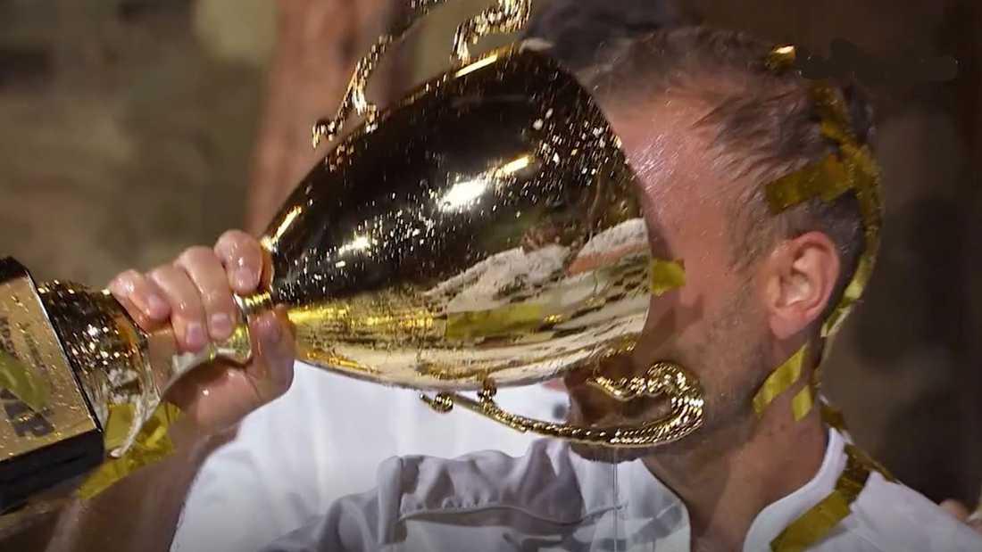 Sebastian Gibrands segerskål.
