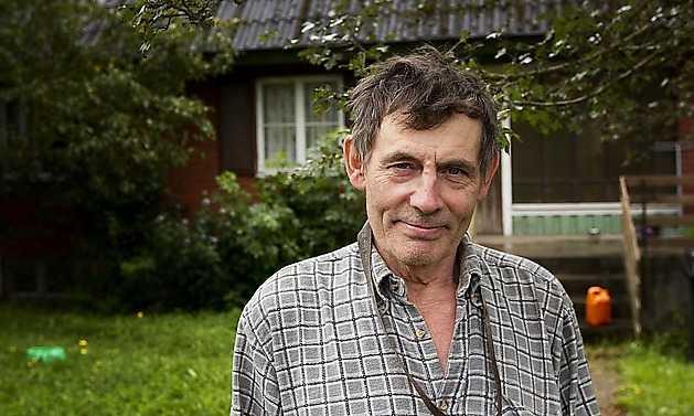 """Jennys pappa Sven Persson fick besked från Aftonbladet att hon var återfunnen. """"Nu känns det bra"""", säger han."""