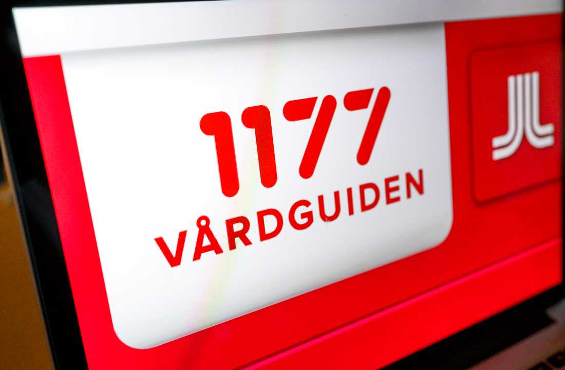 1177 inför en nationell coronalinje.