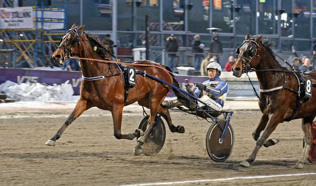 Sportbladets Casper Hedberg spikar Victory Topline på V86