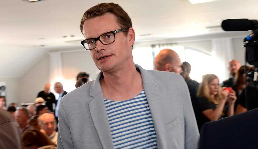 Per Schlingmann hoppade i går av som Moderaternas chefsstrateg.