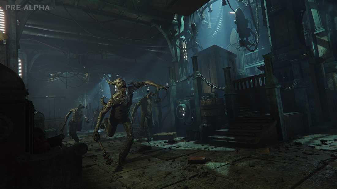 """""""Warhammer 40000: Darktide"""" utvecklas av svenska Fatshark."""