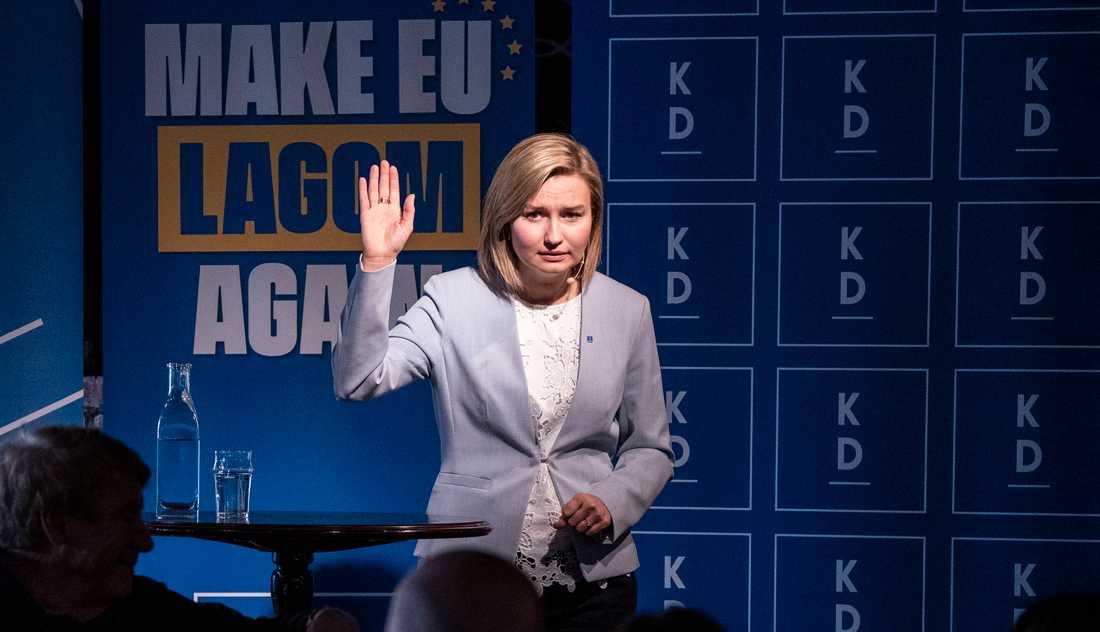Ebba Busch Thors feminism är långt ifrån lagom.